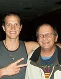 David Wood of Empower Network and Danny Long of Internet Marketing Solutions hanging out together in Los Angeles, California