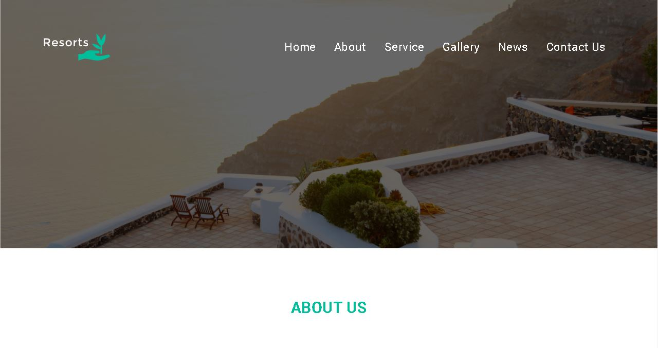 Resort Website